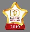 Gwiazda Jakości Obsługi 2019