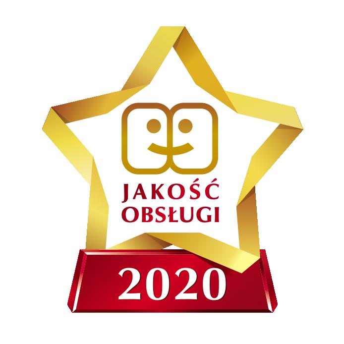 Gwiazda Jakości Obsługi 2020